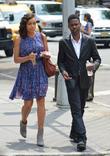 Rosario Dawson and Chris Rock