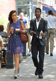 Rosario Dawson, Chris Rock