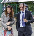 Wimbledon, Andrew Strauss and Tennis