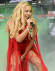 Rita Ora and Glastonbury Festival