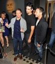 Brian Littrell, Kevin Richardson, Howie Dorough and Backstreet Boys