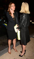 Amanda Byram and Yvonne Keating