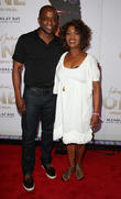 Dule Hill and Alfre Woodard