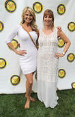 Christie Brinkley and Jill Zarin