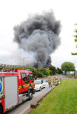 Factory Fire and Smethwick