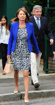 Wimbledon, Carole Middleton, Michael Middleton and Tennis