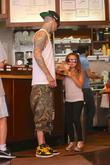 Travis Barker and Alabama Luella Barker