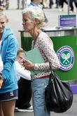 Wimbledon, Judy Murray and Tennis