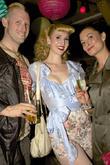 Berlin, Matt Voodoo, Roxy Diamond and Lina Van De Mars
