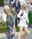 Wimbledon, Judy Murray, Jana Novotna and Tennis