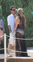 Chloe Green and Marc Anthony