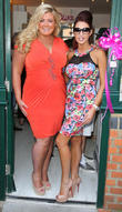 Gemma Collins and Amy Childs