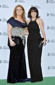 Sarah Ferguson and Princess Eugenie