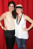 Stephanie J. Block and Megan Hilty