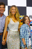 Blake Lively and And Nephew