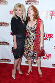 Loni Anderson and Sondra Currie