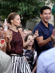 Nicole Richie and Mario Lopez