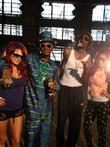 Carla Howe, Bishop Don Magic Juan, Snoop Lion and Melissa Howe