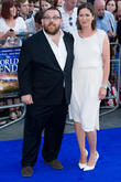 Nick Frost, Empire Cinema Leicester Square, Odeon Leicester Square