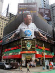 Gareth Bale, A, Nbc Sports, New York City's Times and Square
