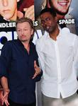 David Spade and Chris Rock