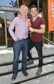 Louis Walsh and Shane Filan