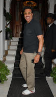 Lionel Richie at St. James's Hotel and Club