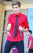 Cole Pendery, IM5, Petrillo Music Shell in Grant Park, Disney