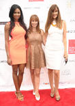 Nana Meriwether, Jill Zarin and Carol Alt