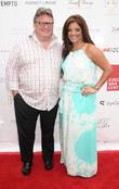 David Burke and Kathy Wakile