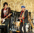 Ronnie Wood, Keith Richards and The Rolling Stones