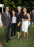 Bastille, Deputy Consul Of Fabrice Maiolino, Aurelie Pethuison, Patricia Kelly and Guest