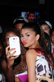 Zendaya Coleman, Planet Hollywood, Times Square