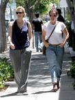 Jane Lynch and Lara Embry