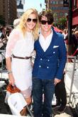 Anna Gunn and RJ Mitte