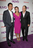 Mario Lopez, Anjelah Johnson and Michael Schwimmer