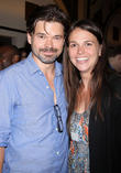 Hunter Foster and Sutton Foster