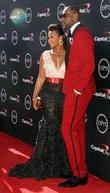 LeBron James and Savannah Brinson