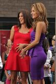 Roselyn Sanchez and Maria Menounos