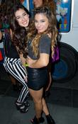Fifth Harmony, Lauren Jauregui and Ally Brooke Hernandez