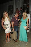 Ashley Roberts and Louie Spence