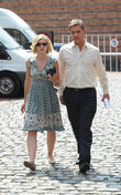 John Michie and Jane Danson