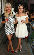 Denise Van Outen and Lydia Rose Bright