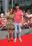Caroline Flack and Matt Richardson
