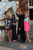 Inathea Rose Coxhrane, Lilah Parsons and Ashley James