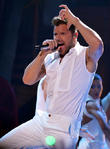 Ricky Martin, BankUnited Center