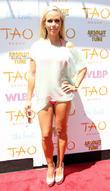Kendra Wilkinson-Baskett at TAO Beach