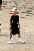 Zuma Rossdale and Kingston Rossdale