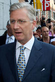 Crown Prince Philippe of Belgium