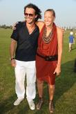 Gianpaolo de Felice and Donna Karan